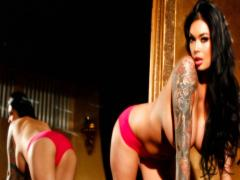 Tera's Exclusive! Her Sexy Curves Shown In Front Of A Mirror