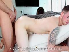 GayCastings Amateur Robb Johnson fucked by casting agent