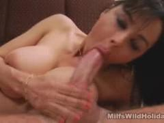 On Vacation Milf Adrianna Banged